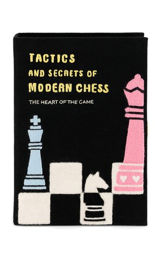 Modern Chess Book Clutch