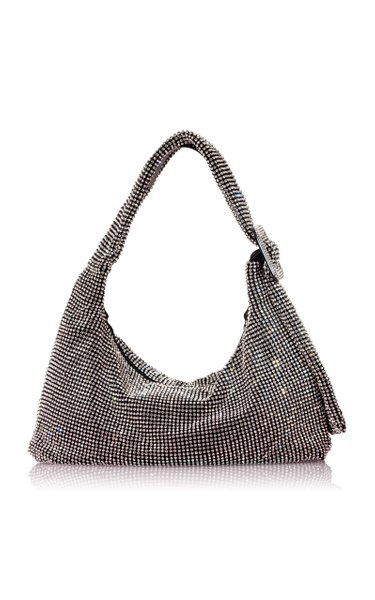 Pina Bausch Crystal-Embellished Shoulder Bag