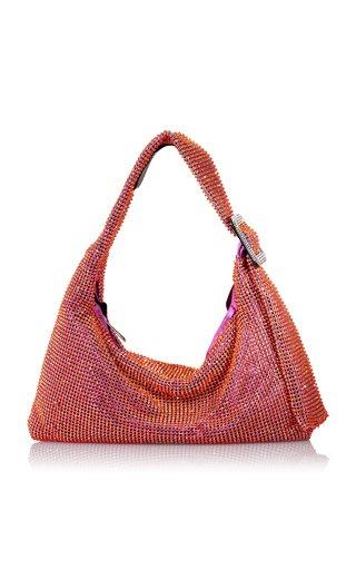 Pina Bausch Crystal Mesh Shoulder Bag