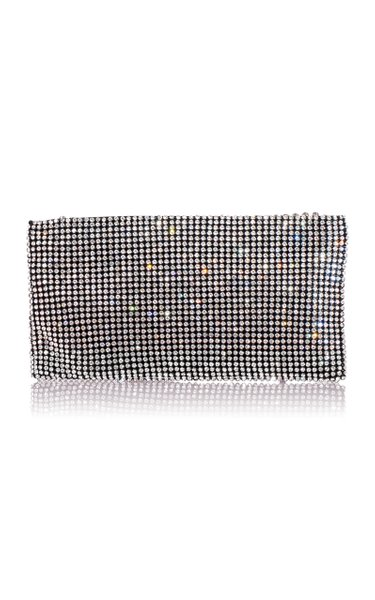 Your Best Friend Crystal-Embellished Bag