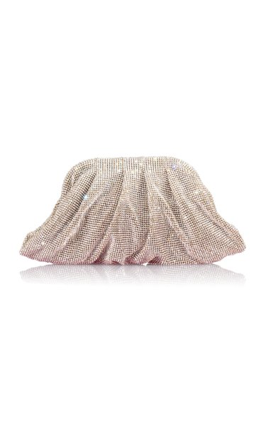 Venus La Petite Crystal-Embellished Clutch
