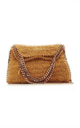 Mini Falabella Knit Tote Bag