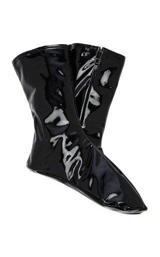 x Wolford Latex Socks