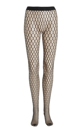 x Wolford Netted Tights