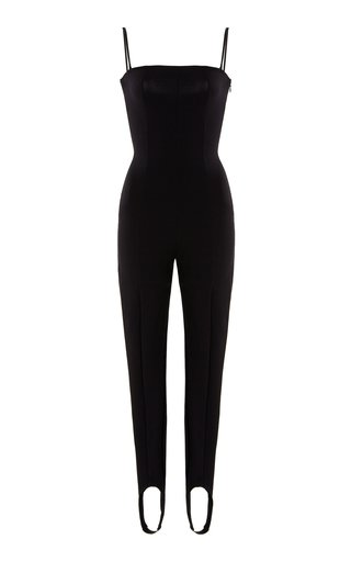 x Wolford Stirrup Jersey Jumpsuit