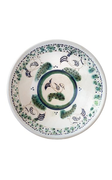 Birds On Tour Small Serving Bowl