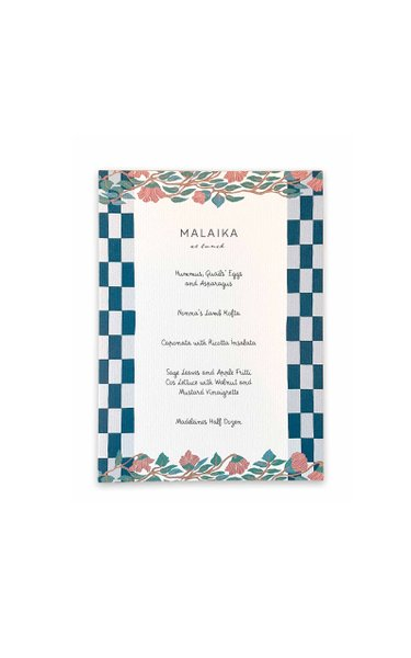 Set Of 14 Wissa Card And Placecard Set