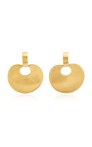Nariguera 24K Gold-Plated Earrings