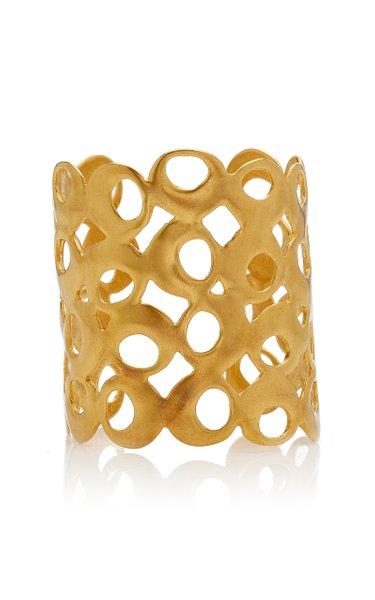 Nariguera 24K Gold-Plated Cuff