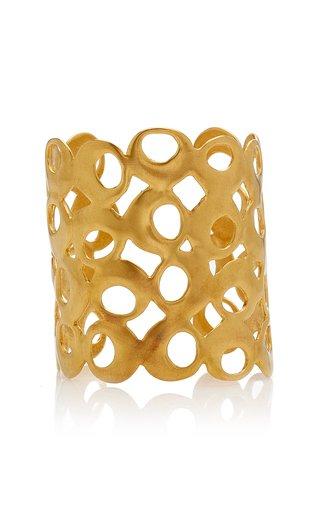24K Gold-Plated Nariguera Cuff