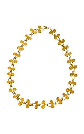24K Gold-Plated Infinito Necklace