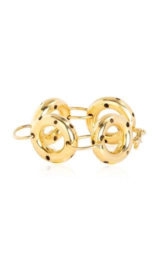 24K Gold-Plated Donnat Bracelet