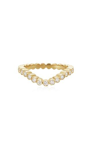 Grace Ensemble 18K Yellow Gold Diamond Ring