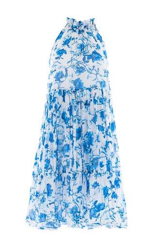 Maggie Open Shoulder Mini Dress