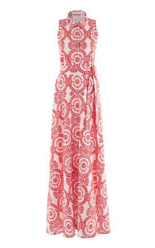Paloma Broderie Anglaise Long Dress