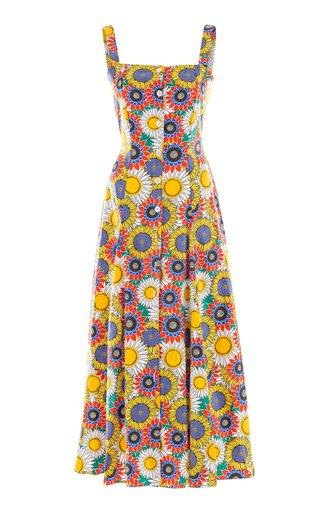 Tilda Button Front Dress