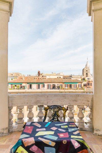 Shades Of Light Tablecloth, 140 x 140 cm