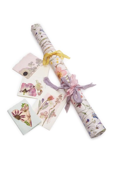 Limited Edition, Ombre Wildflower Study Gift Set