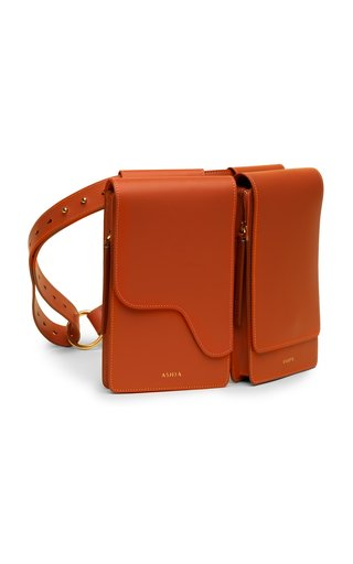 Cedar Valley Leather Belt Bag