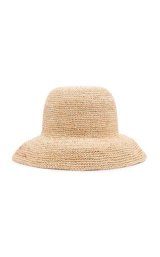 Raffia Cruiser Hat