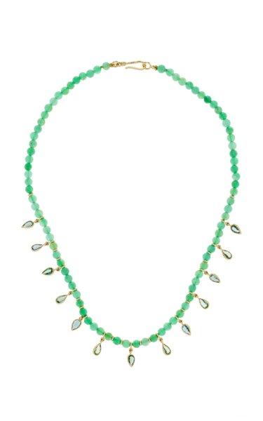 18K Yellow Gold Uirapuru Necklace