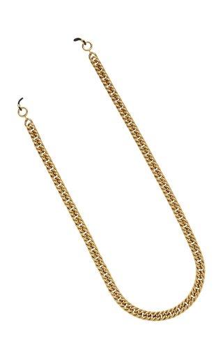 Gold-Tone Sunglasses Chain