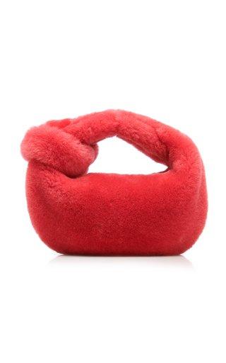 The Mini Jodie Shearling Bag