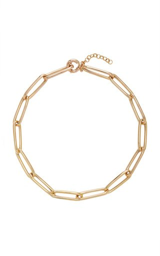Lennon 18K Gold-Plated Necklace