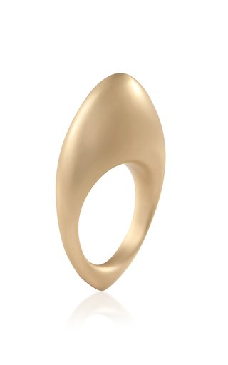 Fuse Rock 18K Yellow Gold Ring