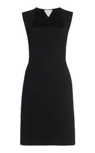 Knit Bustier Mini Dress
