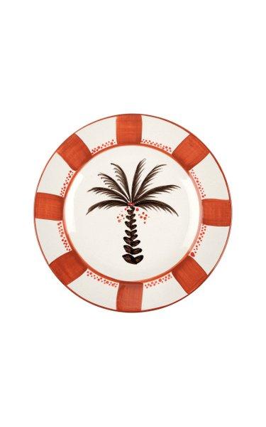 Set-Of-Two, Indigenista Dessert Plates