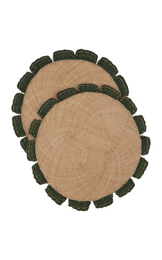 Set-Of-Two, Orpua Placemats