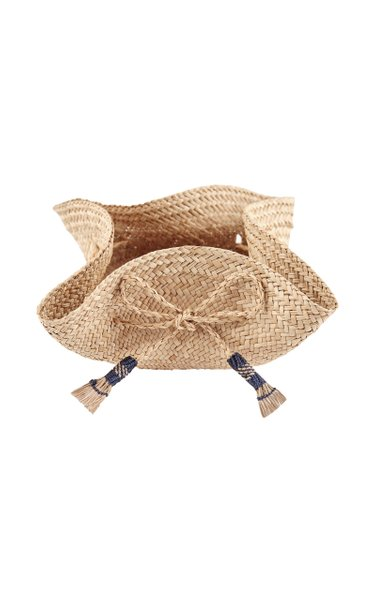 Set-Of-Four, Heritage Blue El Cocuy Mini Bread Baskets