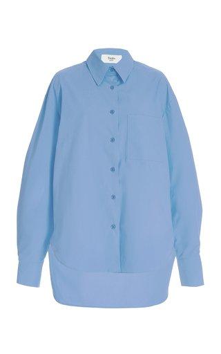 Lui Oversized Organic Cotton Shirt