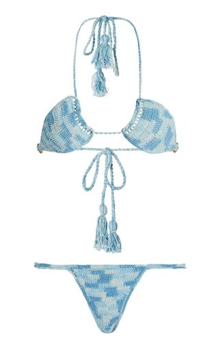 Ulu Crocheted Cotton Bikini