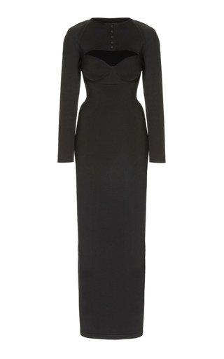 Ribbed-Knit Cardigan and Dress Set