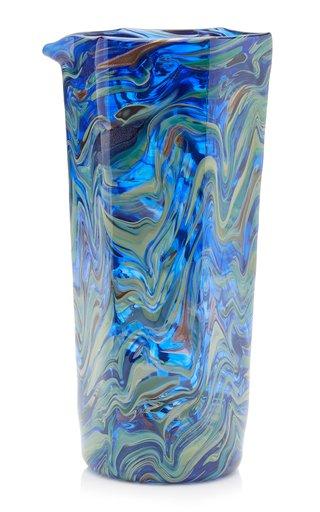 Calcedonio Glass Water Pitcher