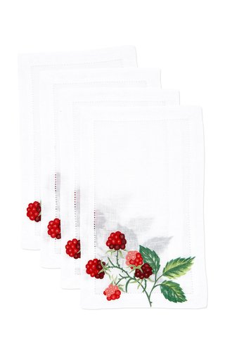 Set-Of-4, Mures Cocktail Napkin
