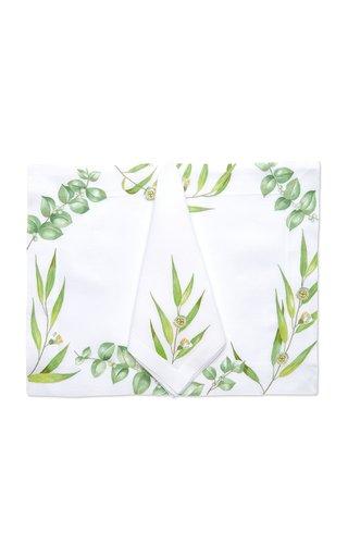 Eucalyptus Placemat + Napkin Set