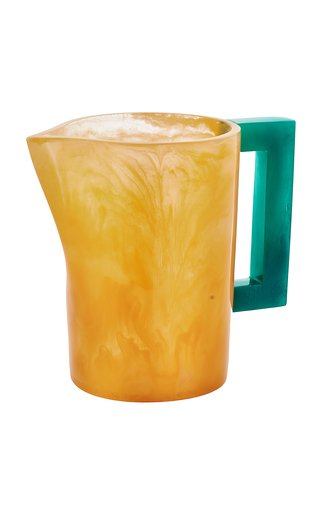 Pearl's Resin Pitcher