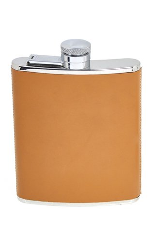 Hermes Leather Flask