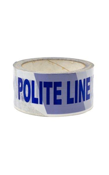 """Banksy """"Polite Line"""" Tape"""