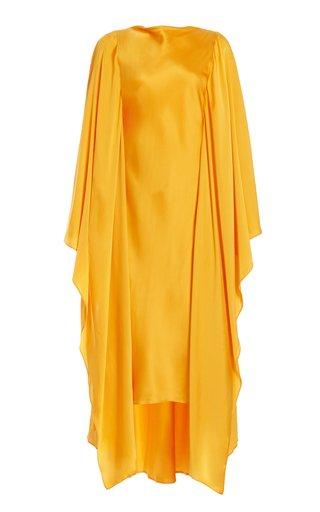 Kesia Silk-Blend Gown