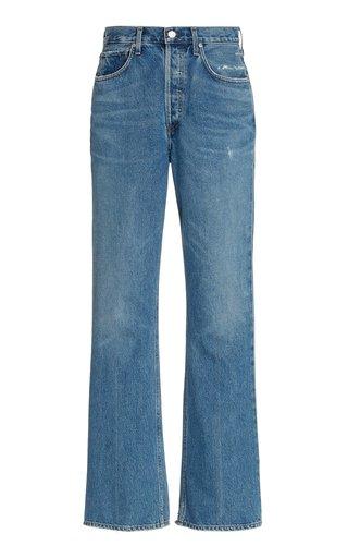 Libby Rigid High-Rise Bootcut Jeans