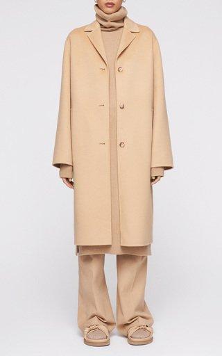 Caia Cashmere Long Jacket