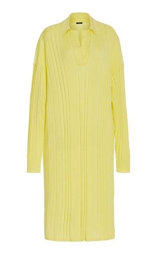 Wool Polo Dress