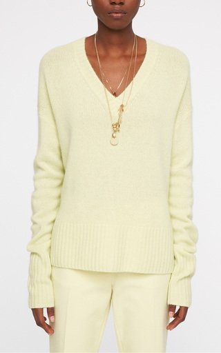 Cashmere-Knit Sweater