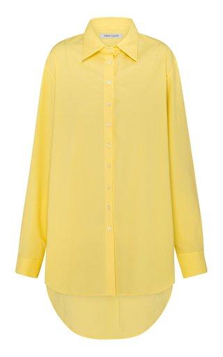 Jack Oversized Stretch-Cotton Shirt