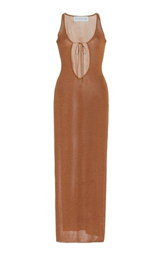 Roma Knit Maxi Dress
