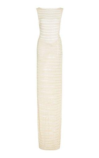 Udine Crocheted Maxi Dress